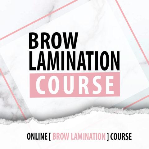 Learn Brow Lamination