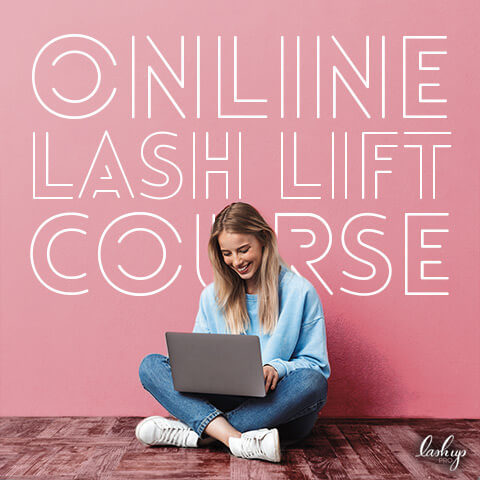 Lash Up PRO - Online Lash Lift Course