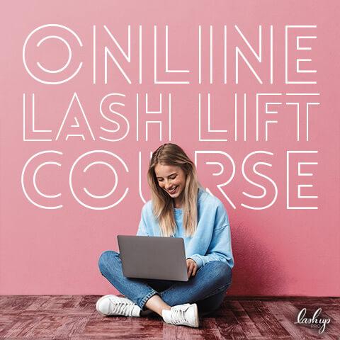 Lash Up PRO - Online Lash Lift Course