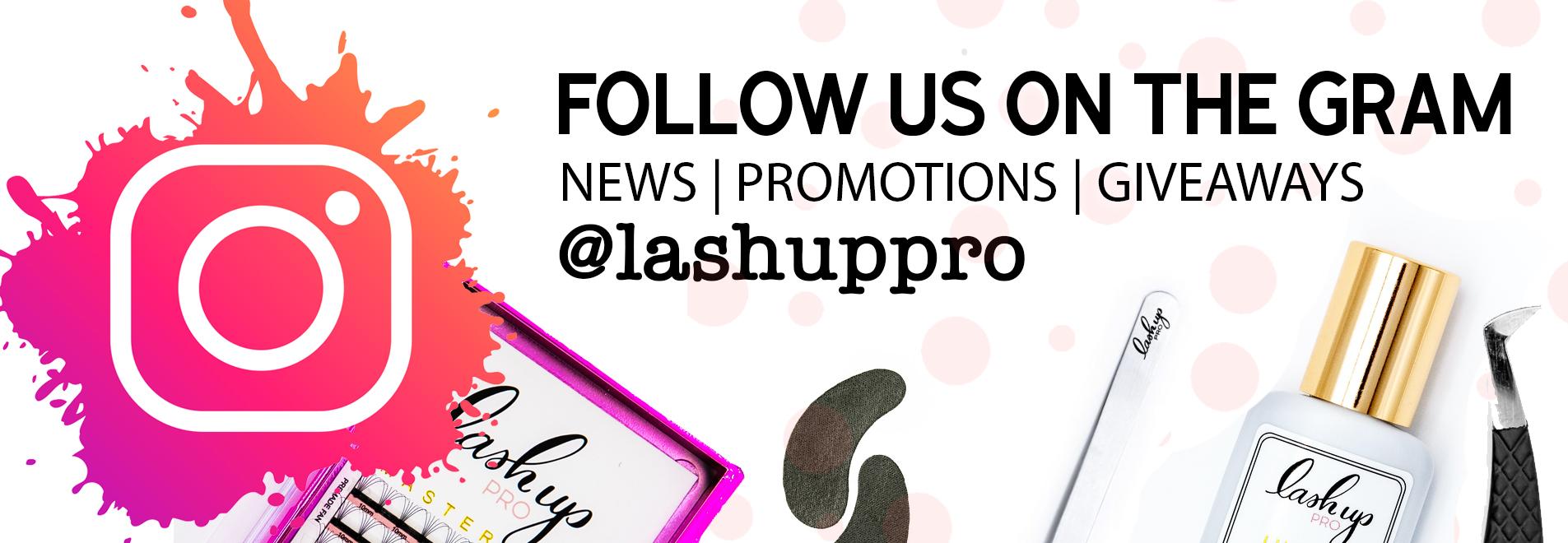 Lash Up PRO Main Banner Image